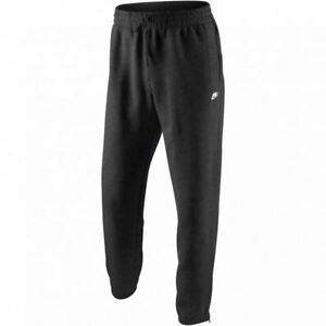 Pantalon de survêtement en polaire de Nike Mens Club, Black