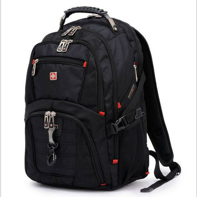swissgear waterproof travel bag laptop backpack computer