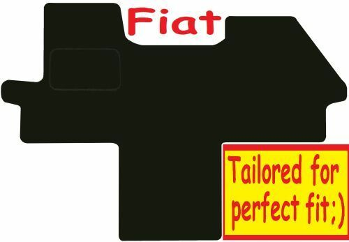 Fiat Ducato Motorhome LHD Tailored car mats ** Deluxe Quality ** 2017 2016 2015