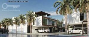 Casa en venta, Fraccionamiento Villa Brisa,  Coto Bora, modelo Palermo