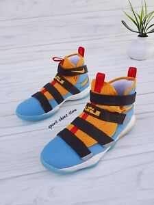 7 YOUTH NIKE LEBRON SOLDIER XI FLYEASE