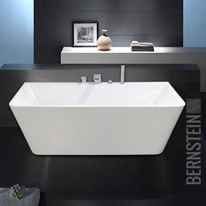 Vasca da bagno indipendente acrilico venezia bianco 170x80cm miscelatore bordo ebay - Bordo vasca da bagno ...