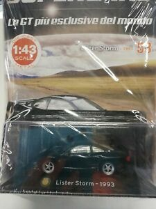 LISTER-STORM-1993-SUPERCARS-GT-COLLECTION-1-43-53-DIE-CAST