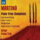 Martinu: Complete Piano Trios (CD, Dec-2012, Naxos (Distributor))