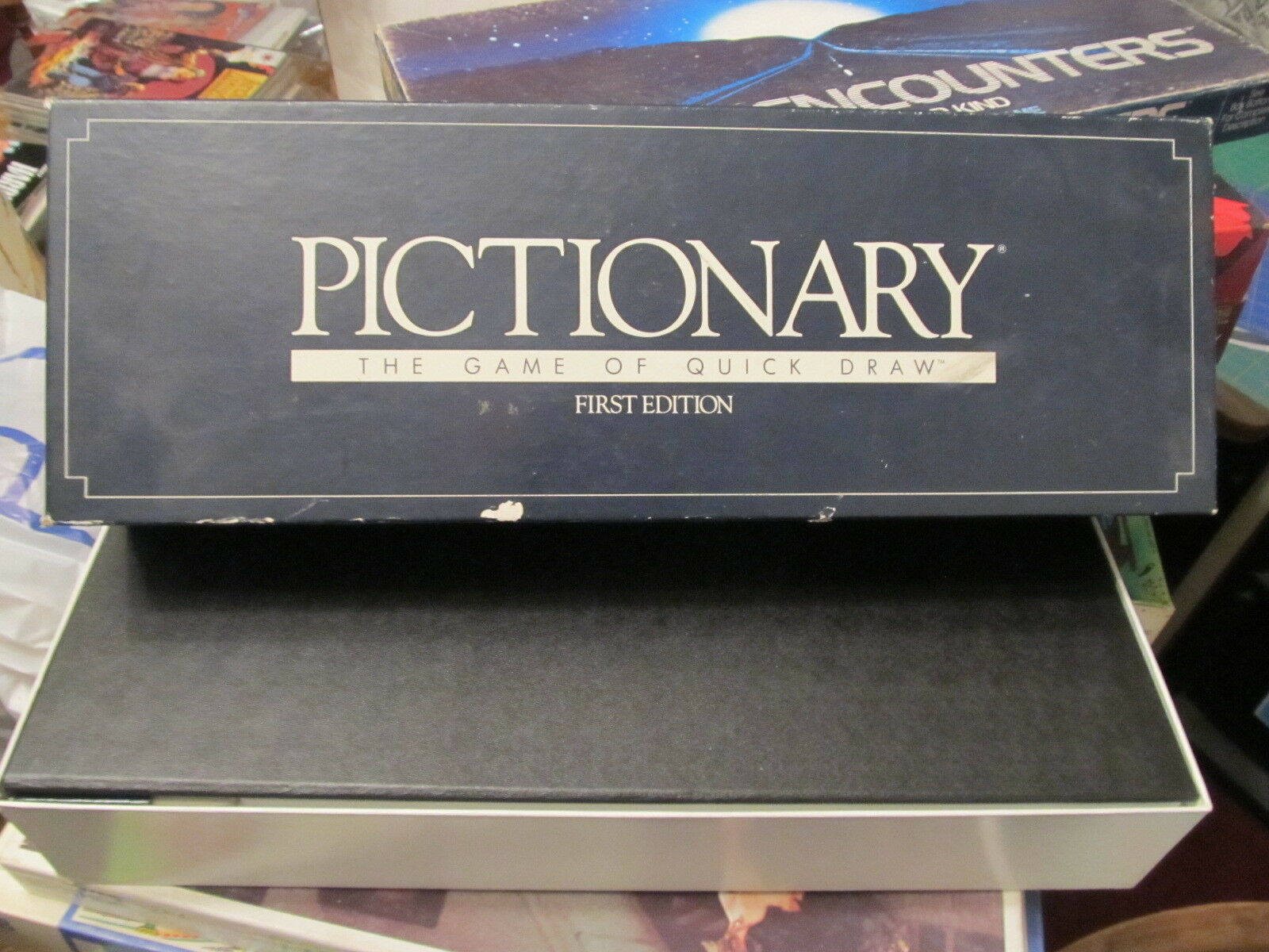 Pictionary Original First Edition Complete 1980s