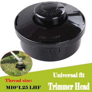 Universal-2-Line-Trimmer-Head-2-4mm-Strimmer-Petrol-Brush-Cutter-Bump-Feed-Spool