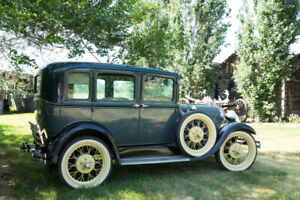 1929 Ford Model A Murray Town