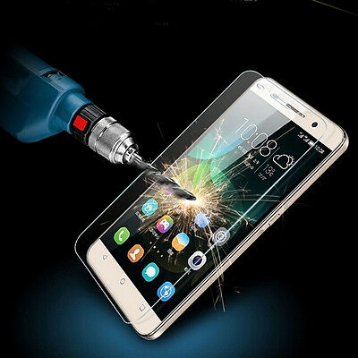 Genuine 9H Anti-Explosion Tempered Glass Screen Protector Film For Huawei Models