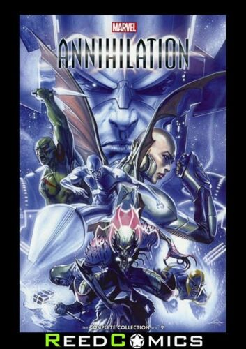 408 Pages ANNIHILATION VOLUME 2 COMPLETE COLLECTION GRAPHIC NOVEL Paperback