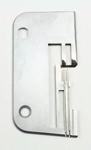 Stichplatte-Nadelplatte-passend-fuer-Pfaff-Privileg-Janome-Overlock