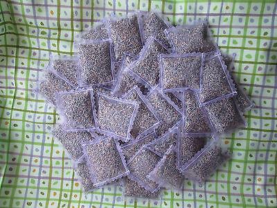 Lavender Sachet Potpourri 40 Natural Moth Repellent -w-