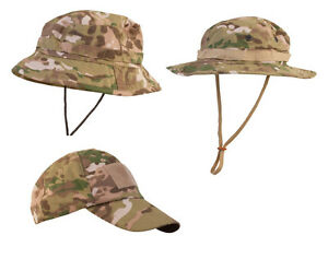 US British Army Military Jungle Boonie Sun Bush Hat Baseball Cap UTP ... c6897a0f9e6