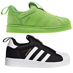 Adidas Originals Superstar 360 enfant-Sneaker Enfants-Chaussures Slip-ons