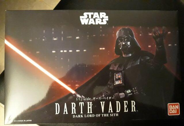 Star Wars Darth Vader 1:12 Bandai 191408 neu 2018