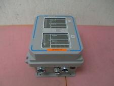 Controlotron System 990 Multipulse Transit Time Flowmeter Ultrasonic Flowmeter