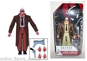 Batman Animated Commissioner Gordon Figure