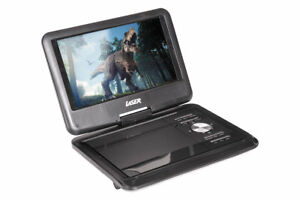Laser-Portable-DVD-Player-9-034-With-Bonus-Pack