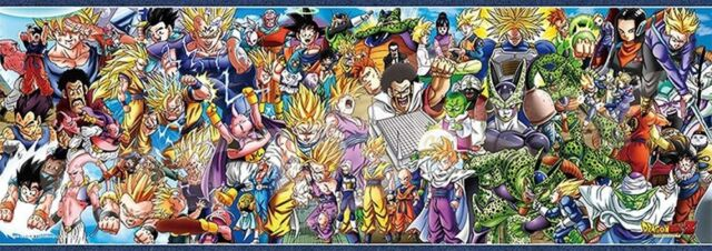 Ensky 352 89 Jigsaw Puzzle Dragon Ball Super Dbz Z 352 Pièces For Sale Online Ebay