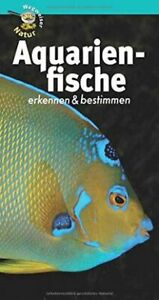 Aquarienfische-erkennen-amp-bestimmen-Wegweiser-N-Book-condition-very-good