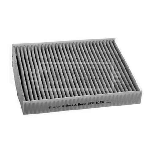 BFC1026 Genuine Borg /& Beck Activated Carbon Cabin Pollen Interior Air Filter