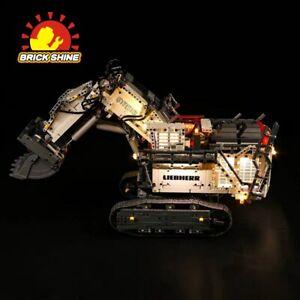 LED-Light-Kit-for-Lego-Liebherr-R-9800-Excavator-42100-AUS-Top-Rated-Seller