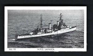 SUNNY BOY - BRITISH NAVAL SERIES - #10 HMS JAMAICA