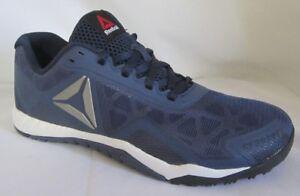 a9a0bb75c5c Reebok Ros Workout Tr 2.0 Blue Men Running Shoes 11