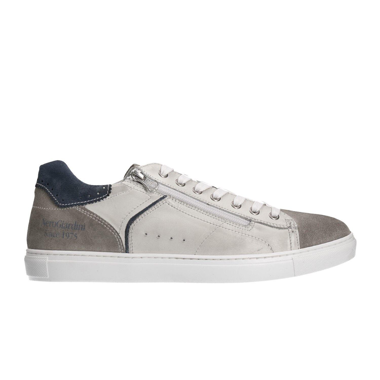 NERO GIARDINI Scarpe da Ginnastica scarpe uomo cenere 0271 mod. P800271U