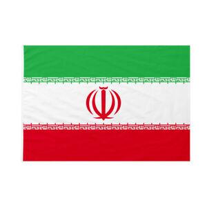 Bandiera da bastone Iran 50x75cm