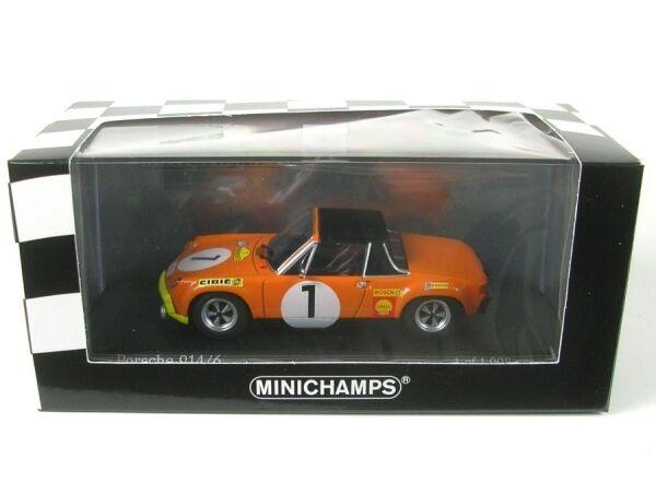 Porsche 914 6 no.1 winner marathon DE LA route 1970 (larrousse - haldi - marko)