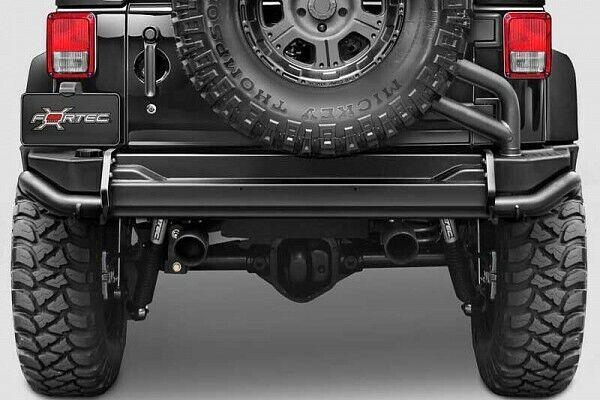 AEV Rear Bumper w/ Spare Tire Bracket