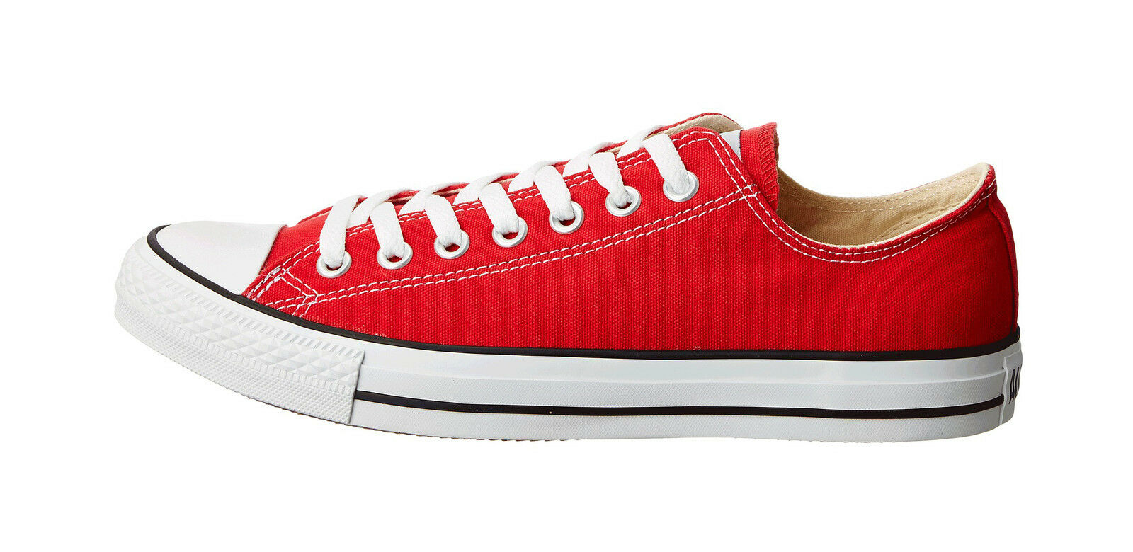 CONVERSE Chuck Taylor All Star shoes Low Top Red Classic Women Sneakers M9696