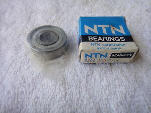 NIB NTN Bearing     6200ZZC3/5C
