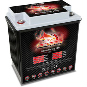 Car Audio & Video Installation Full Throttle Ft620-51 Group 51 Agm Power Cell Car Audio Battery Full River Other Car A/v Installation