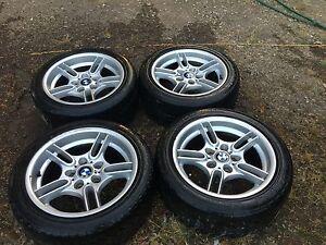 Details About 1997 2003 Bmw E39 M Sport Wheels Rims Wheel M5 540i 530i 525i 528i 535i 17