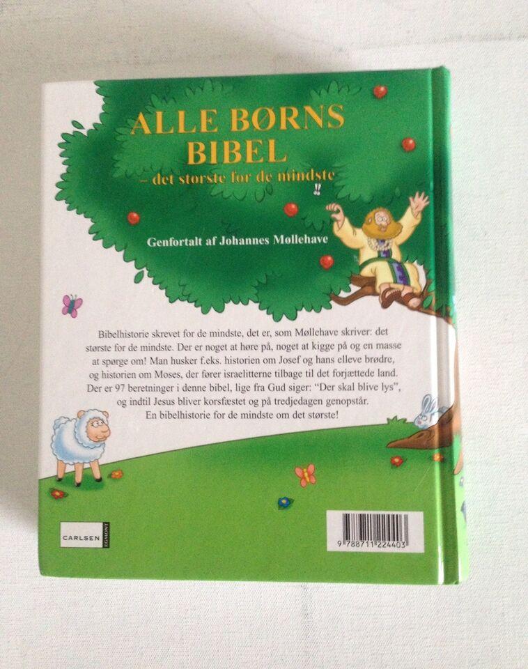 Alle Børns Bibel, Genfortalt af Johannes Møllehave