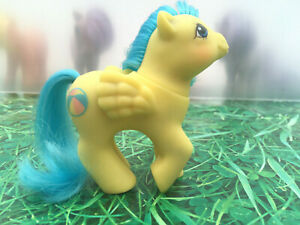 My-Little-Pony-G1-Baby-Bouncy-First-Tooth-Vintage-Hasbro-1987-Collectibles-MLP