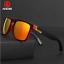 Kdeam 15 Colors Men Sport Polarized Sunglasses Outdoor Driving Coating Glasses