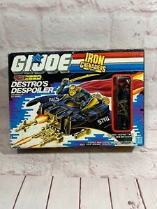 GI-Joe-Cobra-DESTRO-039-S-DESPOILER-w-DESTRO-v2-1988-Contents-In-Sealed-Bags
