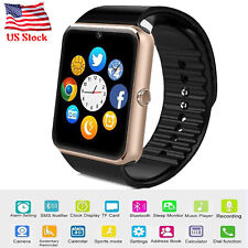 Unlocked Smart Watch Bluetooth Wristwatch Phone for Samsung