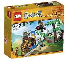 LEGO Forest Castle Ambush, *NEW* # 70400, Gold Minifigures Chest Sword