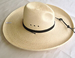 1a7b5ef1c36 Image is loading Sunbody-Hat-Guatemalan-Palm-Leaf-Gus-style-6-