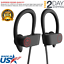 thumbnail 1 - Best-Waterproof-IPX7-Bluetooth-Headphones-Earbuds-Sports-Wireless-Beats-NEW-US