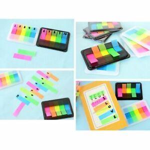 Novedad-Transparente-Lindo-Creative-Notas-adhesivas-Pegatinas-Memo-Pad-Paster