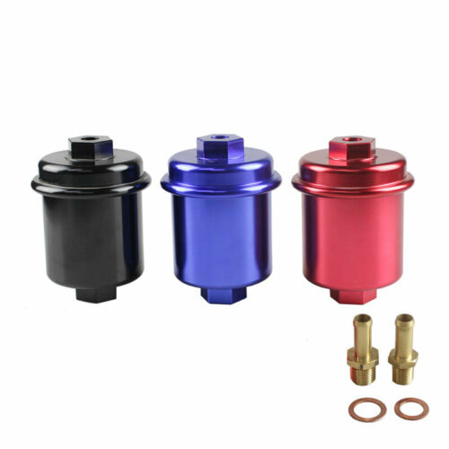 Automotive Car Sport High Flow Performance Fuel Filter Washable Filter For  Honda Civic Red cloud-11.comCloud11