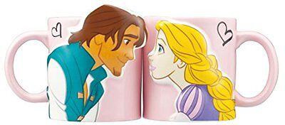 Disney kiss mug Rapunzel SAN2475 Japan