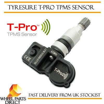 Tpms Sensor (1) Tyresure T-pro Tyre Pressure Valve For Ford C-max 14-16