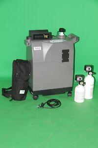 Sauerstoff-Fuellstation-iFill-DeVILBISS-mit-2-Flaschen-Sauerstoff-mobil-7052