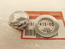 Honda CB 750 Four K0 K1 K2 - K6 Chrom Steuerkopfmutter mit Scheibe Nut, steering