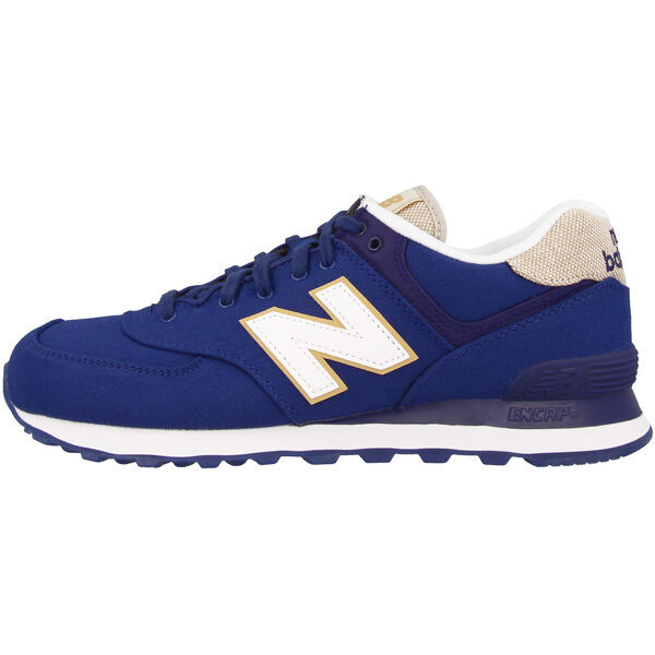 New Balance ML 574 RTA zapatos atlantic weiß Blanco ML574RTA Sneaker blau weiß atlantic 565 597 a2a52c